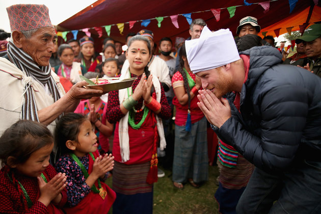 <> on March 21, 2016 in Leorani, Nepal.